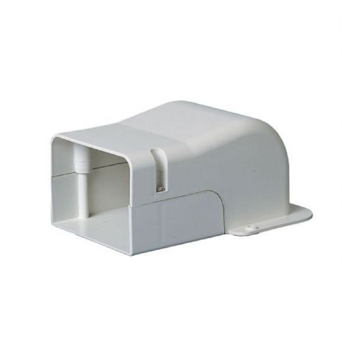 "BBJ WC70 Professional Speedi-Duct  70mm 3"" Duct Trunking End Wall Cover"